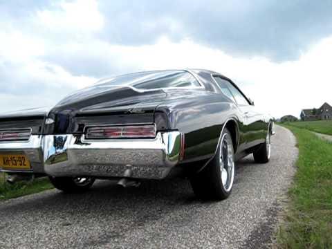 Buick riviera 1972 - YouTube
