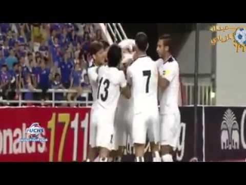 اهداف مباراة منتخب العراق و تايلند 2-2