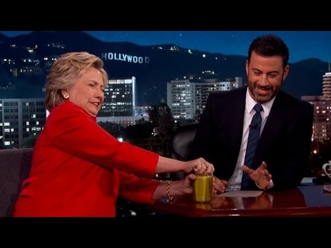 Watch How Hillary Clinton Proved That She's Healthy Enough To Be President