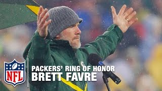 Brett Favre is Thankful for Packers Fans | Packers