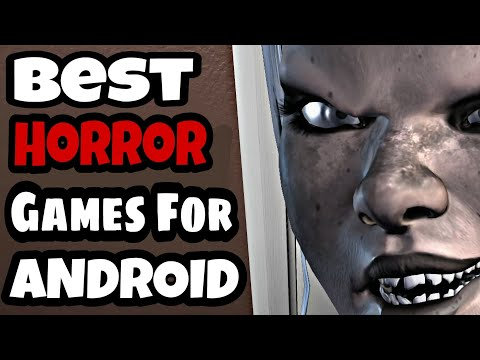 Best Horror Games For Android    Part 1