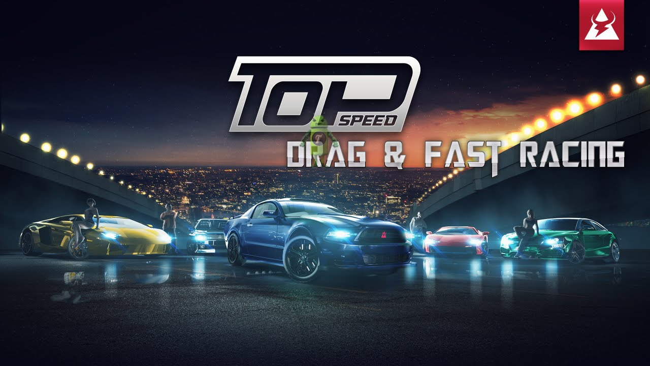 Image result for Top Speed: Drag & Fast Racing game size