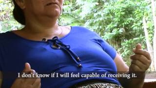 A Victim of Colombia's Conflict Shares her Story