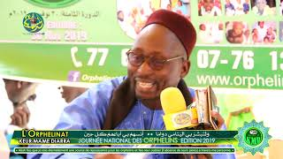 Adiyyah de S. Mountakh Mbacke | l'orphelinat Keur Mame Diarra