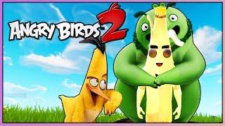 ANGRY BIRDS 2 LA PELICULA - PROP HUNT (FORTNITE MINIJUEGOS)