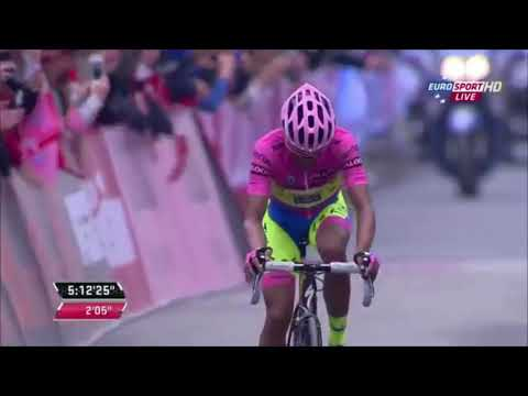 Alberto Contador Thank You! (HD)