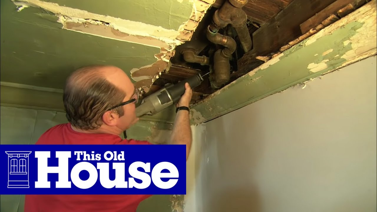 How To Replace A Bathtub Drum Trap This Old House Youtube