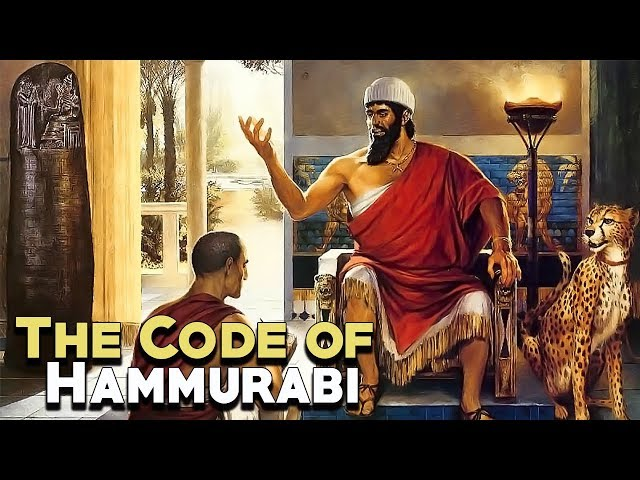 The Code of Hammurabi: The Creation of Laws - Journey to Civilization - See U in History