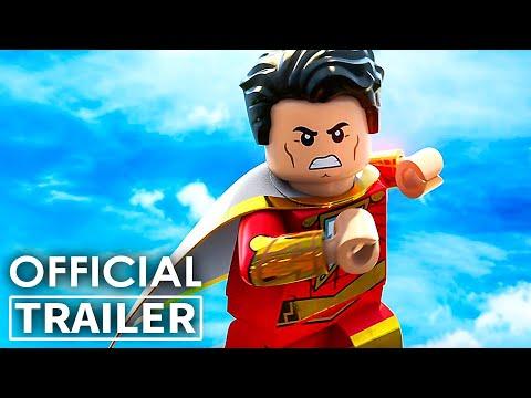 LEGO SHAZAM Trailer (Animation, 2020) DC Superheroes Movie