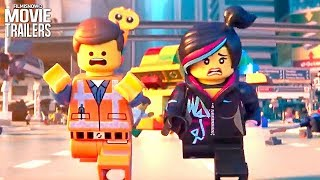 THE LEGO MOVIE 2 International Trailer NEW (2019) - Elizabeth Banks & Chris Pratt LEGO Sequel Movie