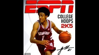 ESPN College Hoops 2K5 - PS2 2004 (Wisconsin Badgers vs Kentucky Wildcats) NCAA Tournament 2015