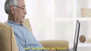 Vídeo Peticionamento Eletrônico no Tribunal de Justiça de São Paulo
