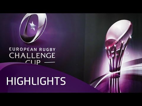 Zebre Rugby Club v Gloucester Rugby (P3) - Highlights – 09.12.2017