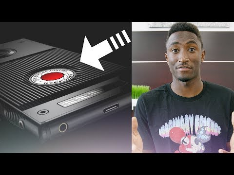 RED Hydrogen One Smartphone: Explained!