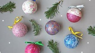 Kendi Noel Süslemeleri Yapmak nasıl