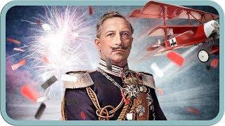 Was wäre, wenn Deutschland den Ersten Weltkrieg gewonnen hätte?