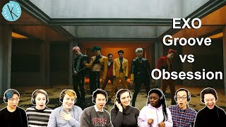Download lagu Classical Musicians React: EXO 'Groove' vs 'Obsession'