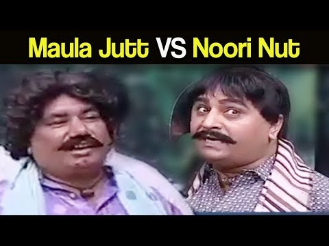 Maula Jutt VS Noori Nut - Khabardar With Aftab Iqbal