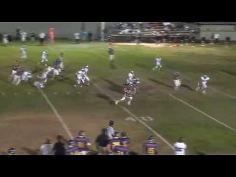 Vasquez Mustangs 2011 Football Highlights Part 5