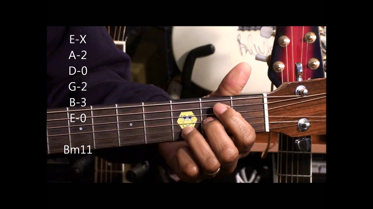 Guitar Chord Form Tutorial 228 Becky G Style Chords Lesson
