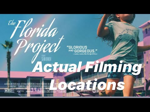 The Florida project filming locations | 4/14/18