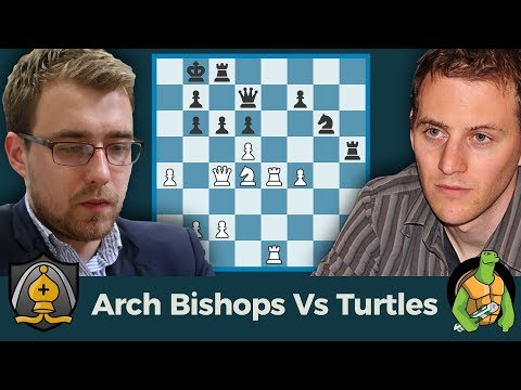PRO Chess League Third Place Match: Saint Louis Arch Bishops Vs Ljubljana Turtles