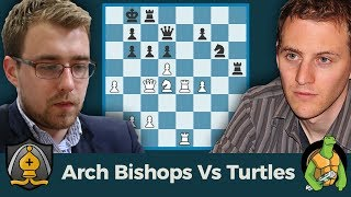 PRO Chess League Third Place Match: Saint Louis Arch Bishops Vs Ljubljana Turtles