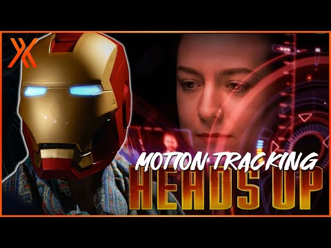 How to make Iron Man HUD effects for free: part 1