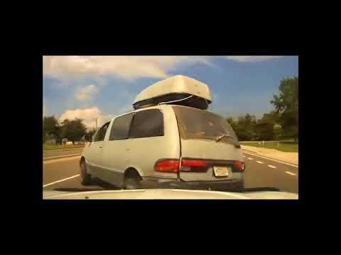 Sex driving in a van