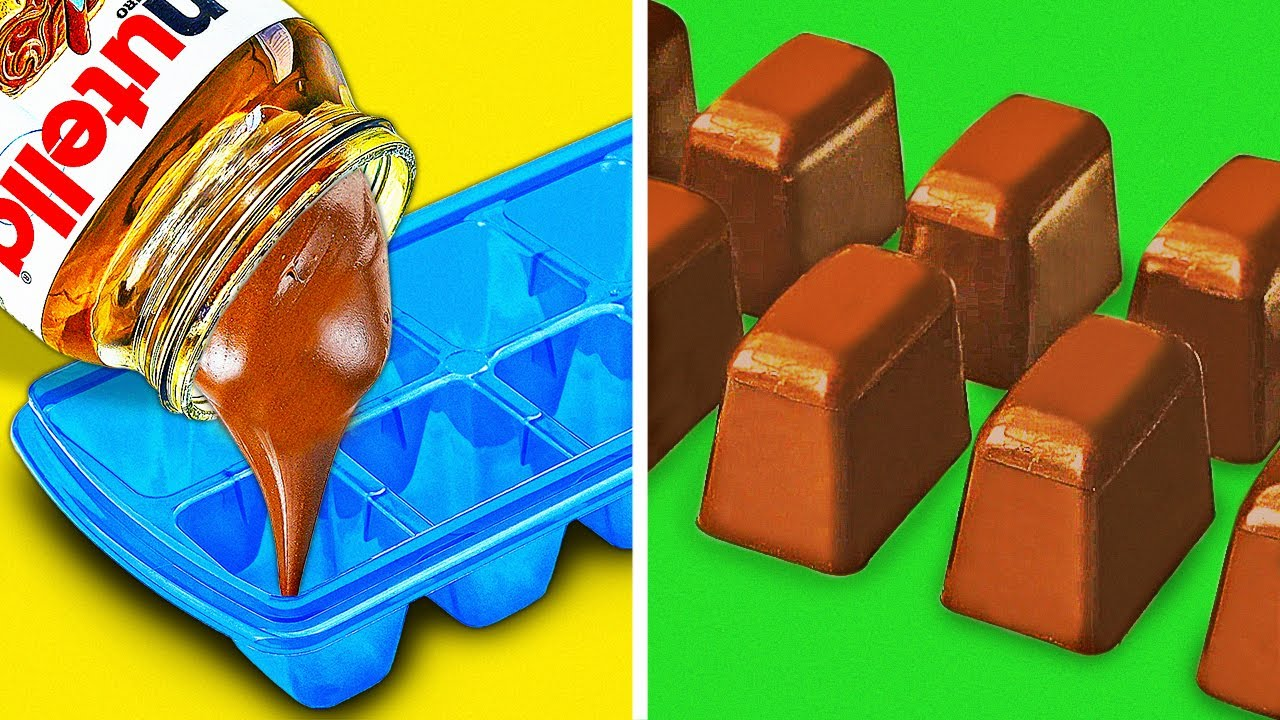 27 AWESOME ICE CUBE TRAY HACKS YOU SHOULD TRY