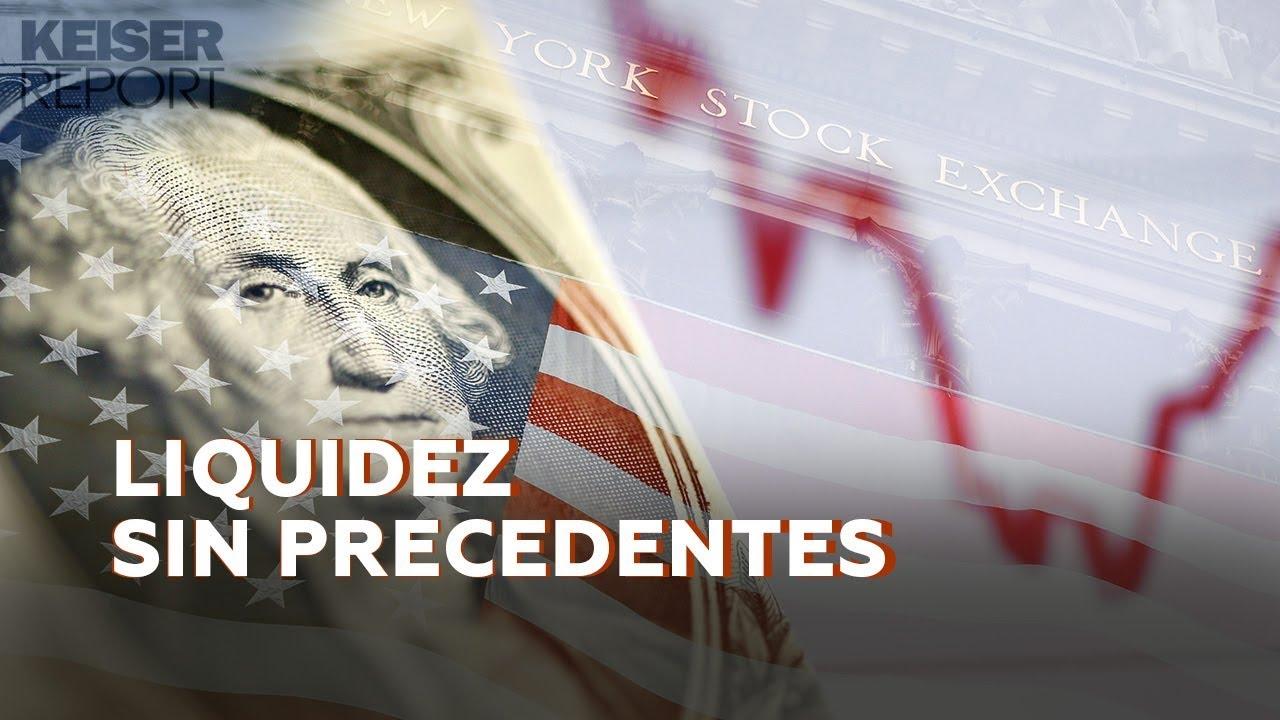 Liquidez sin precedentes - Keiser Report en español (E1553)