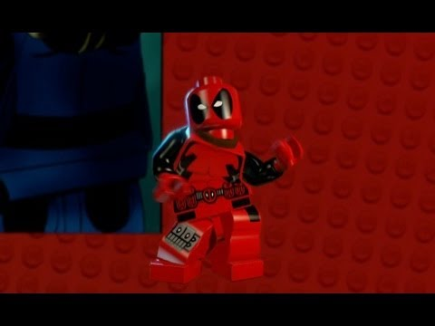 how to get red bricks in lego marvel superheroes