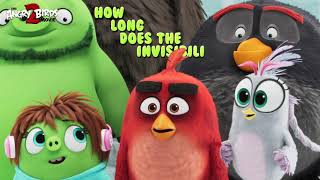 The Angry Birds Movie 2 - Invisible