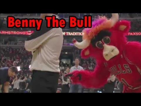 Benny The Bull: Funniest moments
