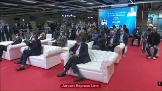 PM Modi inaugurates driverless train operations on Delhi Metro's Magenta Line