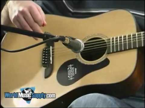 Alvarez RD20S12 Acoustic 12 String Guitar Demo