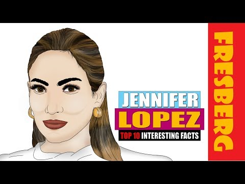 Music History | Love Jennifer Lopez? If so watch these fun facts from her biography for kids!