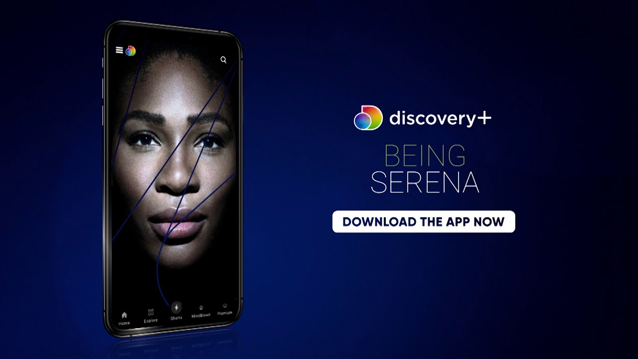 Watch Tennis Legend Serena William's story in 'Being Serena' now streaming on Discovery Plus app