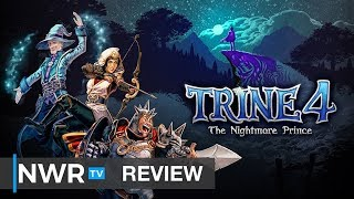 Trine 4: The Nightmare Prince (Switch) Review (Video Game Video Review)