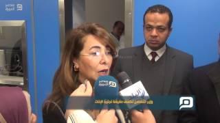 بالفيديو| غادة والي  تكشف لـ «مصر العربية» حقيقة تجنيد الإناث