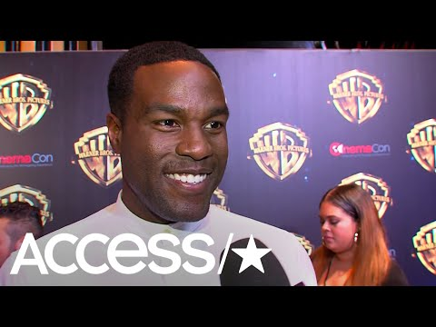 Yahya Abdul-Mateen II On Playing 'Aquaman's' Arch Nemesis Black Manta | Access streaming vf