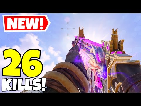 *NEW* LEGENDARY DR-H WICKED CLAW GAMEPLAY IN CALL OF DUTY MOBILE BATTLE ROYALE!