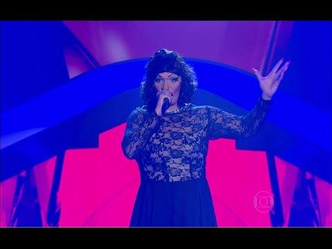 The Voice Brasil - Deena Love arrepia no palco