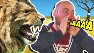 Vahşi Hayvanlardan Kurtulma Yöntemleri (Ayı, Yılan, Aslan, Timsah, Fil, Kanguru)