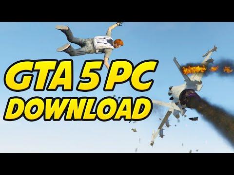 GTA 5 PC Download Access! Pre-Loading Info (Grand Theft Auto 5)