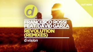Francesco Rossi feat. David Garza - Revolution (Lancaster Remix) [Cover Art]