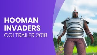 Hooman Invaders - New CGI Trailer 2018 - FREE Tower Defense Game 2018 - Android & iOS
