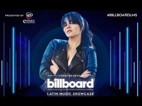 Maite Perroni Loca en evento Billboard show case 2018