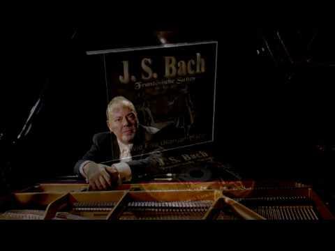 J.S. Bach The French Suites BWV 812-817 by David Ezra Okonsar Audio CD Trailer