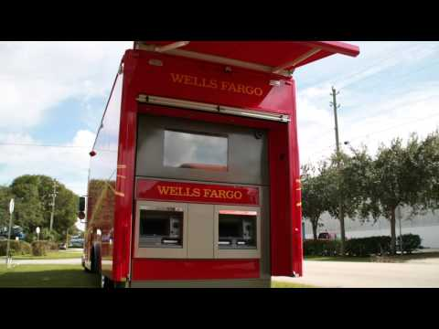 Mobile Banking Vehicle | Mobile ATM | Specialty Vehicle